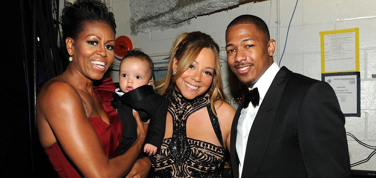 People: Humiliante anecdote de Mariah Carey sur Michelle Obama