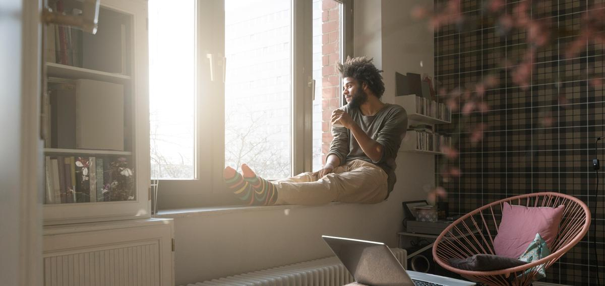 maison comment gagner en luminosit sans se ruiner madame figaro. Black Bedroom Furniture Sets. Home Design Ideas