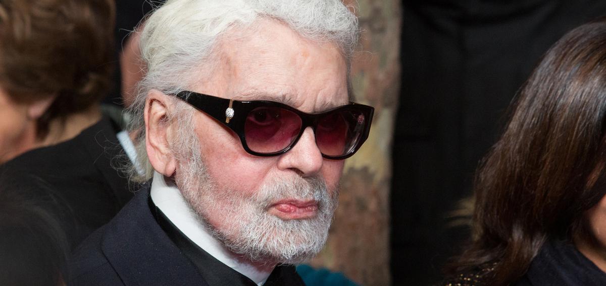 """""""C'est horrible, non ?"""" : Karl Lagerfeld s'exprime sur la ..."""