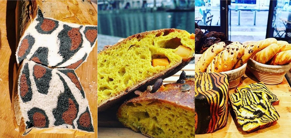 Six pains aux saveurs originales qui vont faire parler d'eux en 2019