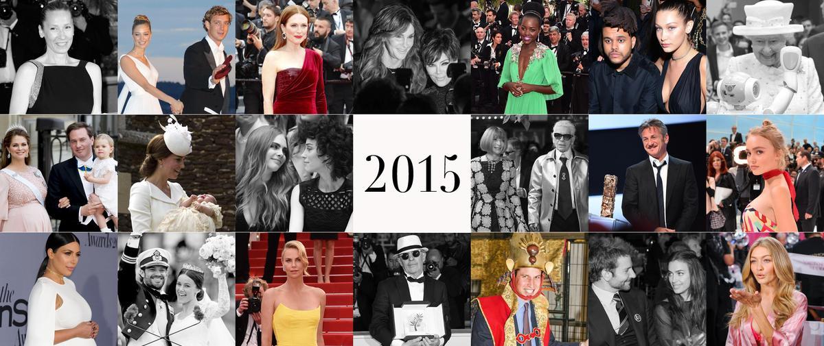 Rétrospective 2015 : les moments forts de l'année