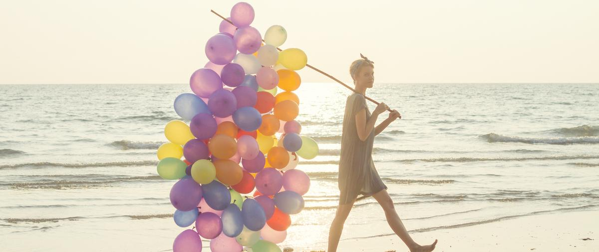 Relaxation, dynamisme, créativité : les couleurs qui nous rendent meilleures