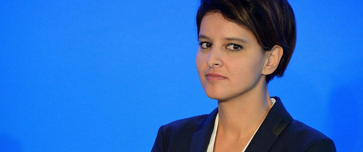 Najat Vallaud-Belkacem met l'application de ragots Gossip sous surveillance