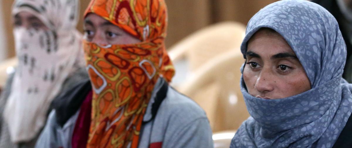 La terrifiante théologie du viol de l'État islamique