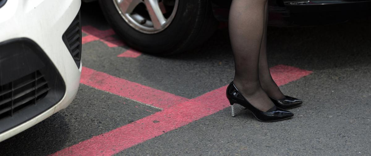 Des places de parking réservées aux femmes