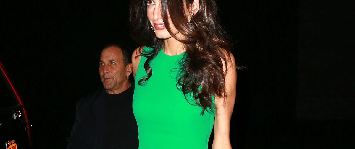 Les plus belles tenues d'Amal Clooney