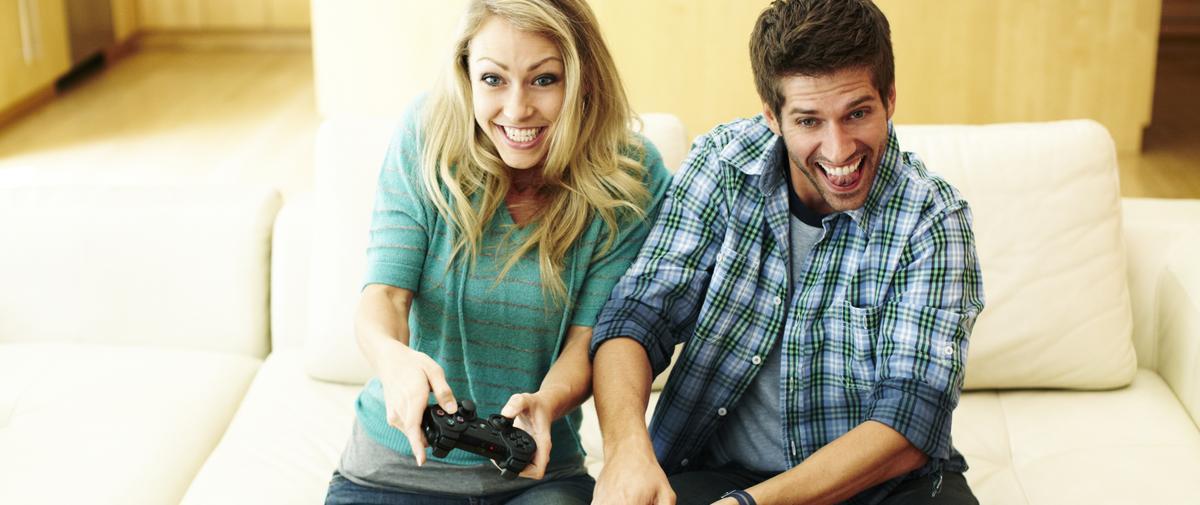 On s'est rencontrés dans un jeu vidéo Jouer-aux-jeux-video-en-couple