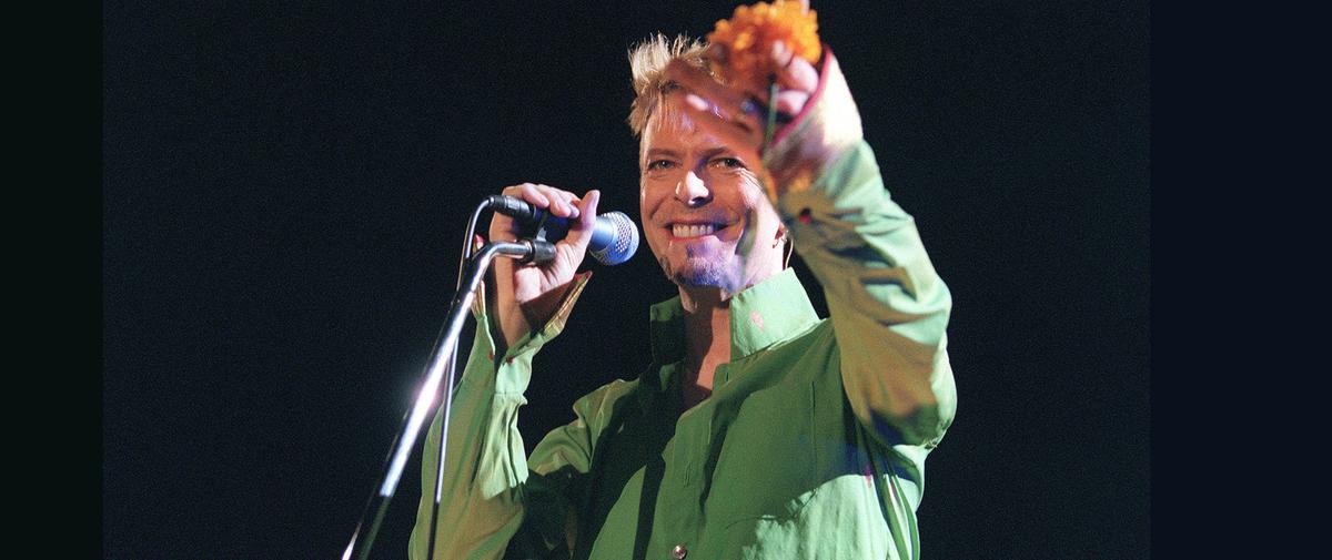 Décès de l'artiste David Bowie