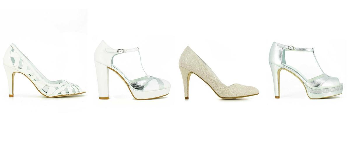 Jonak lance sa ligne de souliers de mariée