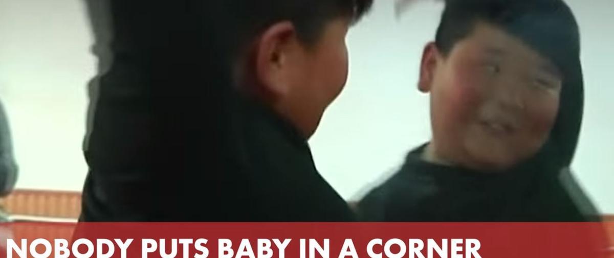 Ce petit garçon chinois de 9 ans dansant la salsa fait le tour du Web