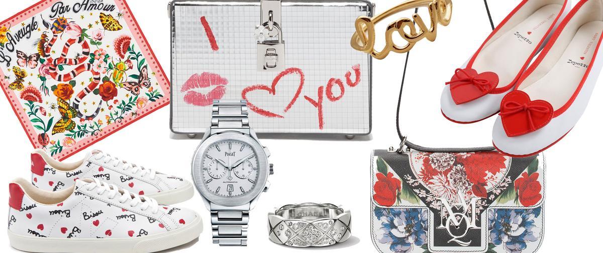 Shopping Saint-Valentin : quelques mots d'amour