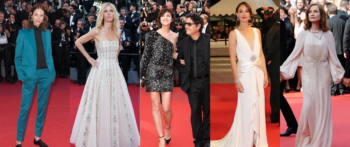 """À Cannes, """"l'allure des Françaises est moins caricaturale que celle des Américaines"""""""