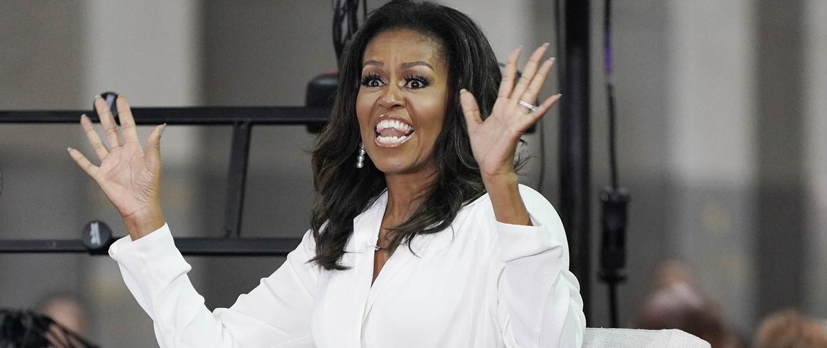 Michelle Obama, Timothée Chalamet, Katy Perry : la semaine people