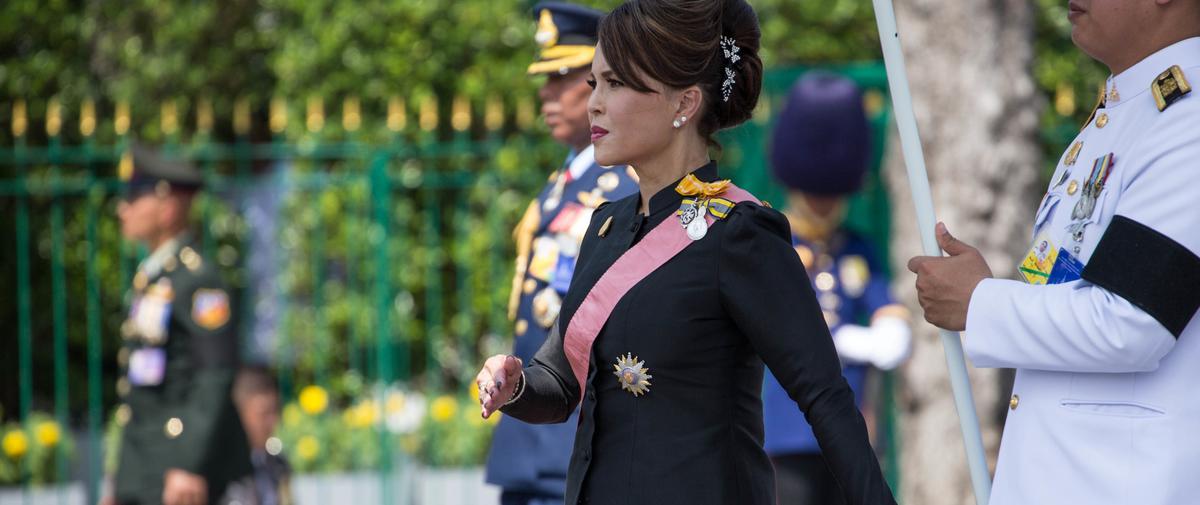 Ubolratana de Thaïlande, la princesse qui se voyait déjà première ministre