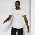 Kanye West défile à Paris