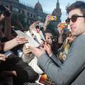 Robert Pattinson livré à ses fans