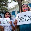 Les journalistes tunisiens descendent dans la rue