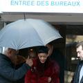Rihanna, jamais sans son Umbrella
