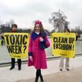Greenpeace défile aussi