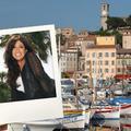 Cannes dans les pas d'Albane Cleret