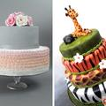 Gâteaux à grand spectacle