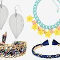 Des bijoux d'été légers et colorés