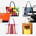 Joyeux et transparents, les sacs en plexi pour l'été