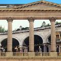 Pendant les travaux, Versailles s'habille en Dior