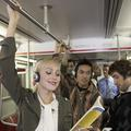 Prendre le métro fait perdre des kilos