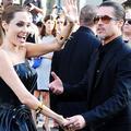 Brad Pitt et Angelina Jolie se sont mariés ce week-end en France