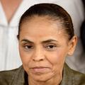 La candidate à la présidence du Brésil, écolo jusqu'au bout des lèvres