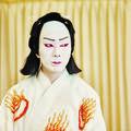 Uniqlo célèbre le kabuki