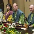 Les aventures sino-japonaises du prince William