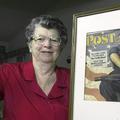 Mary Doyle Keefe, modèle de l'icône féministe américaine, est décédée