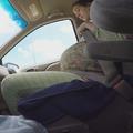 Un Américain filme sa femme en train d'accoucher dans leur voiture