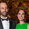 Natalie Portman et Benjamin Millepied, couple star du gala de l'Opéra de Paris