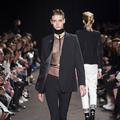 Fashion Week : beauté dark chez Ann Demeulemeester