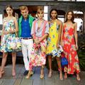 Fleurs, maxi-pantalons, new lingerie... Les tendances du printemps-été 2016, acte 1