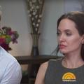 """Angelina Jolie : """"Durant toutes ces opérations, Brad a toujours été de mon côté"""""""
