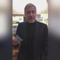 George Clooney donne un coup de pouce aux sans-abris écossais pour Noël