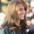 Kate Middleton a une nouvelle coupe de cheveux