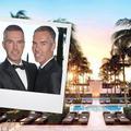 Miami dans les pas de Dean et Dan Caten