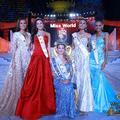 Concours de Miss : quatre lauréates, une bévue et un vol plané
