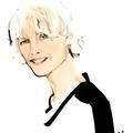 """Claire Bretécher : """"Je ne suis pas très friande de compliments"""""""