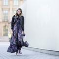 Street style : Paris prend des couleurs