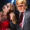 Saurez-vous reconnaître l'acteur qui se cache sous les traits de Donald Trump ?