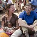 """Melinda Gates : """"Mieux répartir les tâches ménagères peut changer le monde"""""""