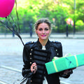 "Olivia Palermo, l'adorable ""socialite"" new-yorkaise"