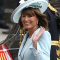 Carole Middleton, d'hôtesse de l'air à reine du confetti