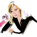 """Isabelle Carré : """"La mode, ce n'est pas mon truc"""""""